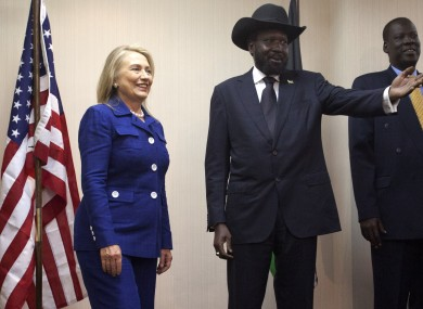 hillary clinton hopes for improved drones to find kony thejournal ie