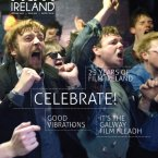 Contents: 1970s Belfast punk scene recreated in new film, Good Vibrations - director Konrad Begg on his Fleadh premiere - Paul Duane's Very Extremely Dangerous doc - Gerard Barrett's debut feature Pilgrim Hill - Ed Guiney and Andrew Lowe on Element Pictures' plans for the future - actor Martin McCann on being Bono and Shadow Dancer.