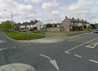 The area around Wellmount Avenue/Wellmount Road (File photo)