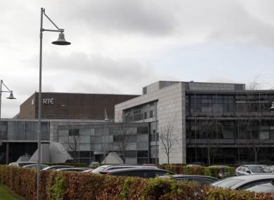 RTE Television centre in Dublin