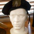 Hat worn by British force