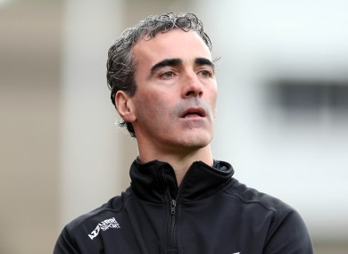 Jim McGuinness won All-Ireland titles as a player and a coach.
