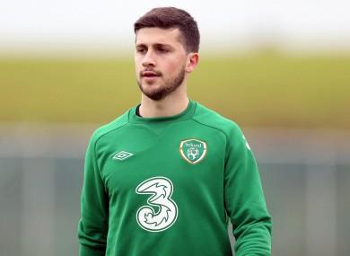 Ireland international Shane Long.