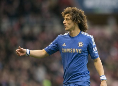 Luiz is not happy with criticism that's been aimed at him.