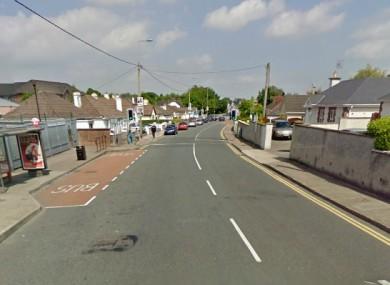Curaheen Road in Co Cork.