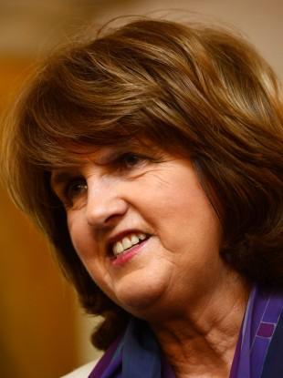 Minister for Social Protection Joan Burton (file photo)