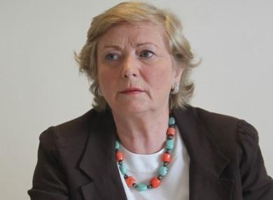 Children's Minister Frances Fitzgerald