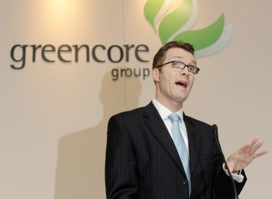 Patrick Coveney, the brother of agriculture minister Simon Coveney and the chief executive of Greencore Group.