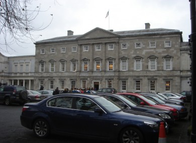 Only three members of the Oireachtas reported donations worth over €647 for 2012.