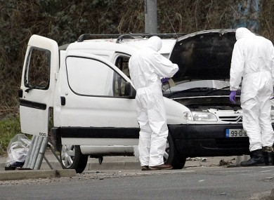 New police appeal over live mortar find · TheJournal ie