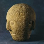 Corleck Head, early Iron Age, first to second century ad AD (Image via The Royal Irish Academy)