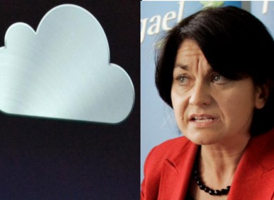 Fidelma Healy Eames: this whole computer in the clouds thing is a bit worrying, no?