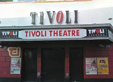 The Tivoli Theatre on Francis Street, Dublin 8 (file photo)