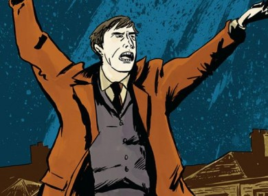 Big Jim Larkin new graphic novel