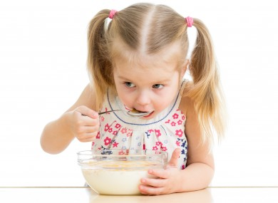 Kids have serious 'pester power' on family food purchases