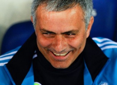 Mourinho has just been confirmed as Man United manager.