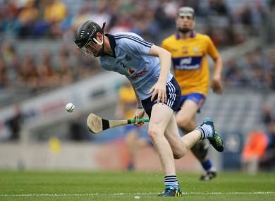 Dublin's Sean Barrett.