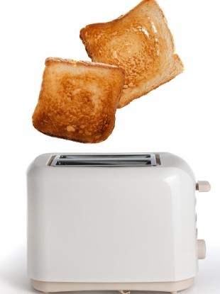 Not the toaster in question (File photo)