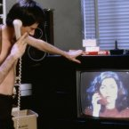 The addictive nature of Videodrome was that the hallucinogenic show was tailored to each individual viewer. Today, customised personal media - from Facebook news feeds to Tumble dashboards - are standard. (Image: Canadian Film Development Corp./Universal)