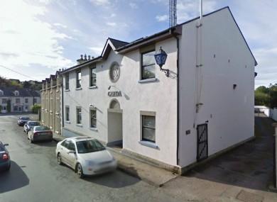 Milford Garda Station.