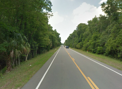 File image of Cortez Boulevard where the Donegal man was killed nine days ago.