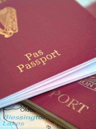 Irish embassies around the world issued 94,363 passports