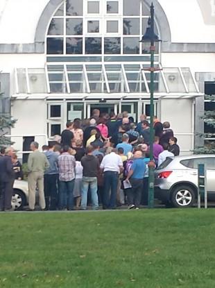 The Motor Tax office in Kilkenny.