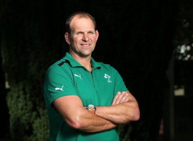 Plumtree's most recent job was as head coach of the Sharks in South Africa.