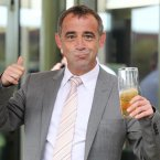"""I might go and have a drink now, believe it or not. Cheers."" - Coronation Street actor Michael Le Vell is cleared of rape and sexual offences. <span class="