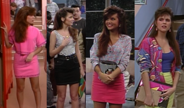 The 90s fashion idols we all wanted to be · The Daily Edge