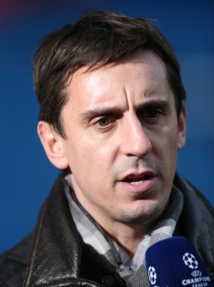 Neville has garnered acclaim for his analysis with Sky.