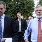 """I've no reason to disbelieve him on that issue and I think most people have made their minds up one way or another on that issue."" - Sinn Féin TD Pearse Doherty reiterates whether he believed Adams's claim about never being in the IRA.<span class="