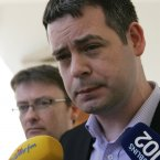 """We gave it to them hard and heavy."" - Sinn Féin finance spokesperson Pearse Doherty on what the party told the Troika in a meeting this week. <span class="