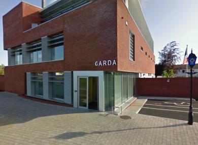 Leixlip Garda Station.