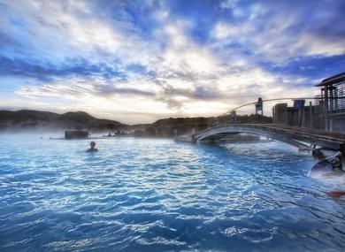 The Blue Lagoon, Grindavik, Iceland