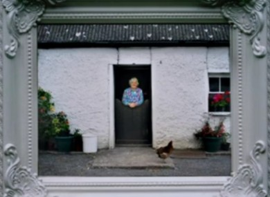 Molly Brannigan at home in Co Tipperary