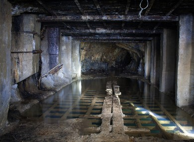 Pics: Journeying into the abandoned mines of Ireland · TheJournal ie
