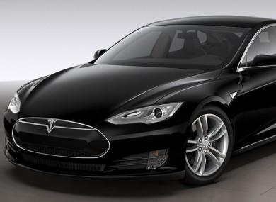 The Tesla Model S Performance