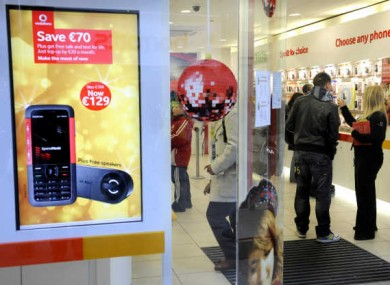 Vodafone begins rolling out 4G service across Ireland · TheJournal ie