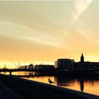 Custom House Quay, Dublin<span class=