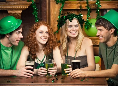 irish men dating american women