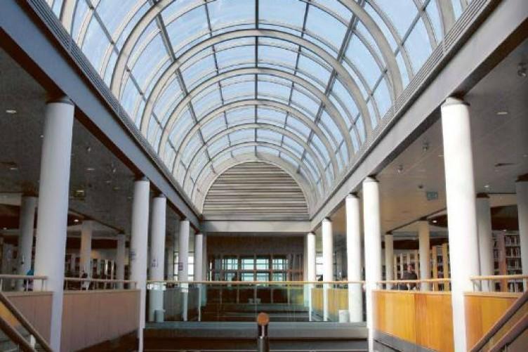 Dublin city university library