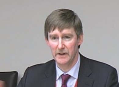 Ken Murphy, Director General of the Law Society
