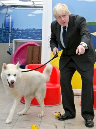 We could have our very own Boris Johnson if this is all approved...