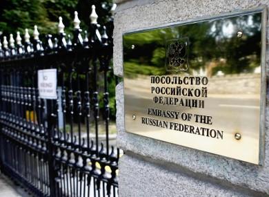 Dublin Russian Embassy 87