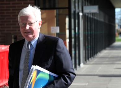 Frank Flannery (File photo)