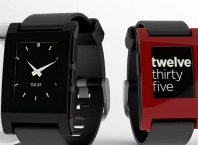 More than $10 million was pledged to the Pebble Smartwatch back in 2012