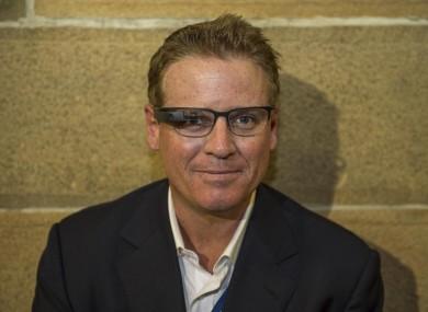 Dave Lorenzini of the Glassware Foundary.