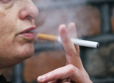 The Seanad will debate banning smoking in cars.
