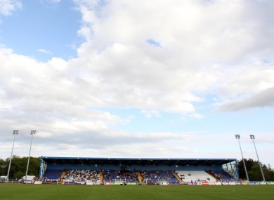 Waterford's home the RSC.
